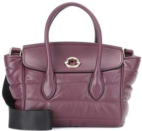 Moncler Evera leather tote bag