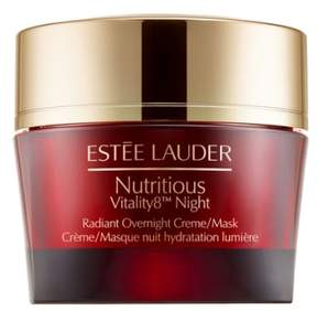 Estee Lauder Nutritious Vitality8(TM) Night Radiant Overnight Creme/mask