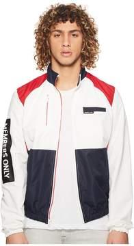 Members Only Marathon Windbreaker Jacket Men's Coat