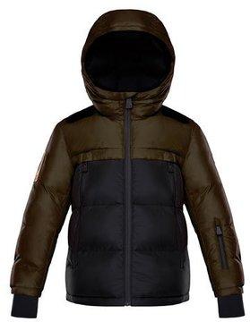 Moncler Harvey Technical Ski Jacket, Size 8-14