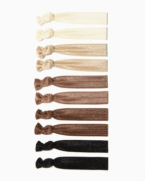 Nude Neutrals Hair Tie Set