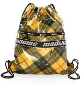 Le Sport Sac Mademe x Drawstring Backpack