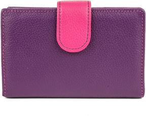 Mundi S&P Leather Indexer Wallet