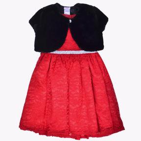 Nanette Baby 2-pc. Jacket Dress Preschool Girls