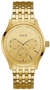 GUESS Gold-Tone Sport Watch