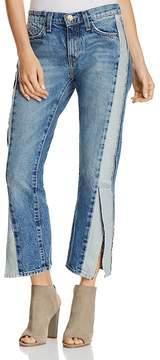 Current/Elliott Straight Re-Engineered Jeans - 100% Exclusive