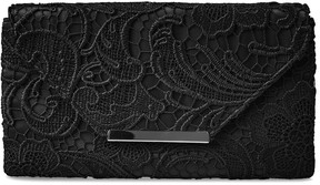 Jessica McClintock Riley Lace Envelope Clutch