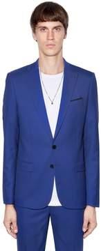 The Kooples Cool Wool Tuxedo Jacket