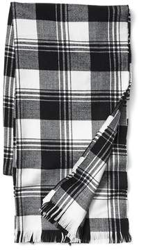 Gap Cozy mix-print scarf