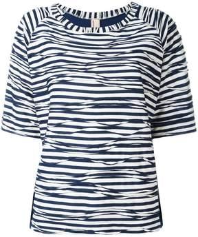 Antonio Marras striped T-shirt