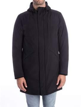 Herno Men's Black Polyester Jacket.