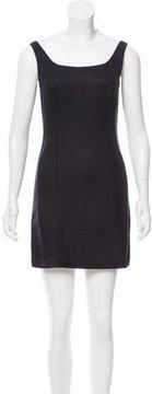 Cynthia Rowley Mini Sleeveless Dress