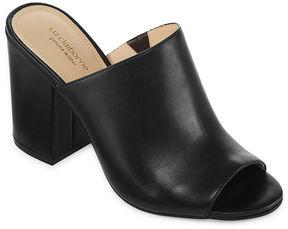 Liz Claiborne Dalila Leather Womens Dress Shoe