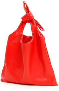 Jil Sander Small Knot Shopping Bag
