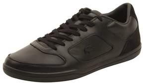 Lacoste Mens Court-minimal 117 Sneakers In Black.