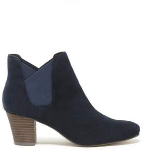 Sole Society Acacia Gore Ankle Bootie