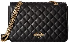 LOVE Moschino - Quilted Shoulder Bag Shoulder Handbags