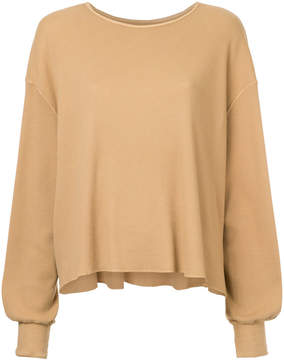 CITYSHOP oversized blouse