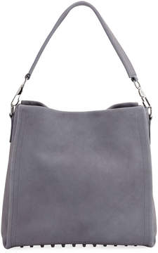 Alexander Wang Darcy Soft Shoulder Bag, Washed Denim