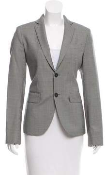 Each X Other Houndstooth Notched-Lapel Blazer