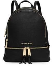 MICHAEL Michael Kors Rhea Zip Mini Backpack - ADMIRAL - STYLE