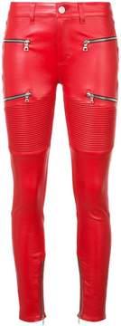Amiri LX1 skinny leather trousers