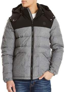 Bench Wool Look Down Parka
