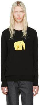 Loewe Black Elephant Sweater
