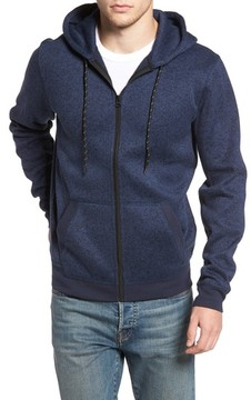 1901 Men's The Rail Zip Front Sweater Hoodie