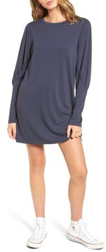 Everly Women's Statement Sleeve Sweatshirt Dress