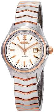 Ebel Wave Swiss Edition Dial Automatic Ladies Watch