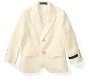 Polo Ralph Lauren Two-Button Sport Coat Cream 7