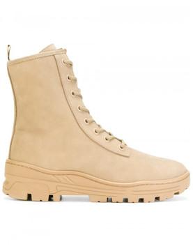 Yeezy Nubuk military boots