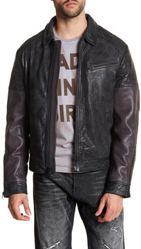 Cult of Individuality Solution Leather Jacket