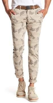 Mason MASONS Camo Printed Pants