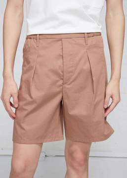 Lemaire Light Twill Elasticated Shorts