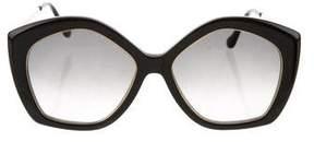 Illesteva Terry Oversize Sunglasses