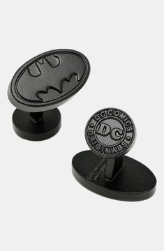 Ravi Ratan Men's Cufflinks, Inc. 'Batman Logo' Cuff Links