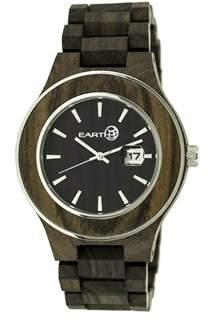 Earth Cherokee Dark Brown Watch.