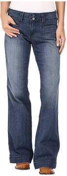 Ariat Trouser Ella Jeans in Bluebell Women's Jeans