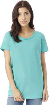 Alternative Apparel Vintage Garment Dyed Distressed T-Shirt