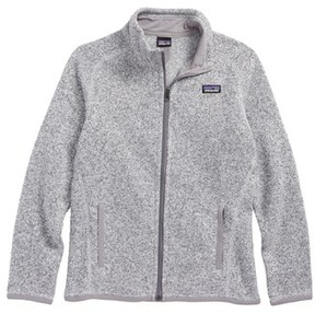 Patagonia Girl's Better Sweater Jacket