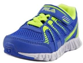 Fila Volcanic Runner Toddler Us 7 Blue Sneakers.