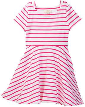 Kate Spade jess stripe dress (Big Girls)