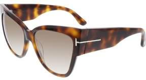 Tom Ford FT0371 Anoushka Cateye Sunglasses, 57mm