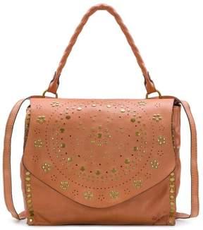 Patricia Nash Cazorla Studded Leather Backpack