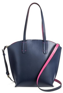 Merona Women's Small Tote with Internal Hanging Pocket
