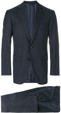 Pal Zileri checked formal suit