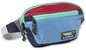 L.L. Bean Stowaway Hip Pack, Multi