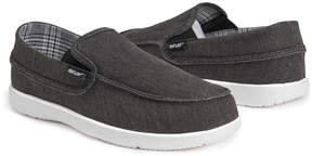 Muk Luks Black Aris Slip-On Sneaker - Men